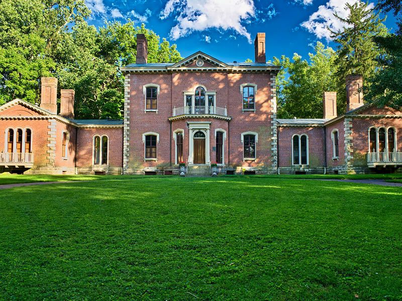 Ashland the henry clay estate national trust for
