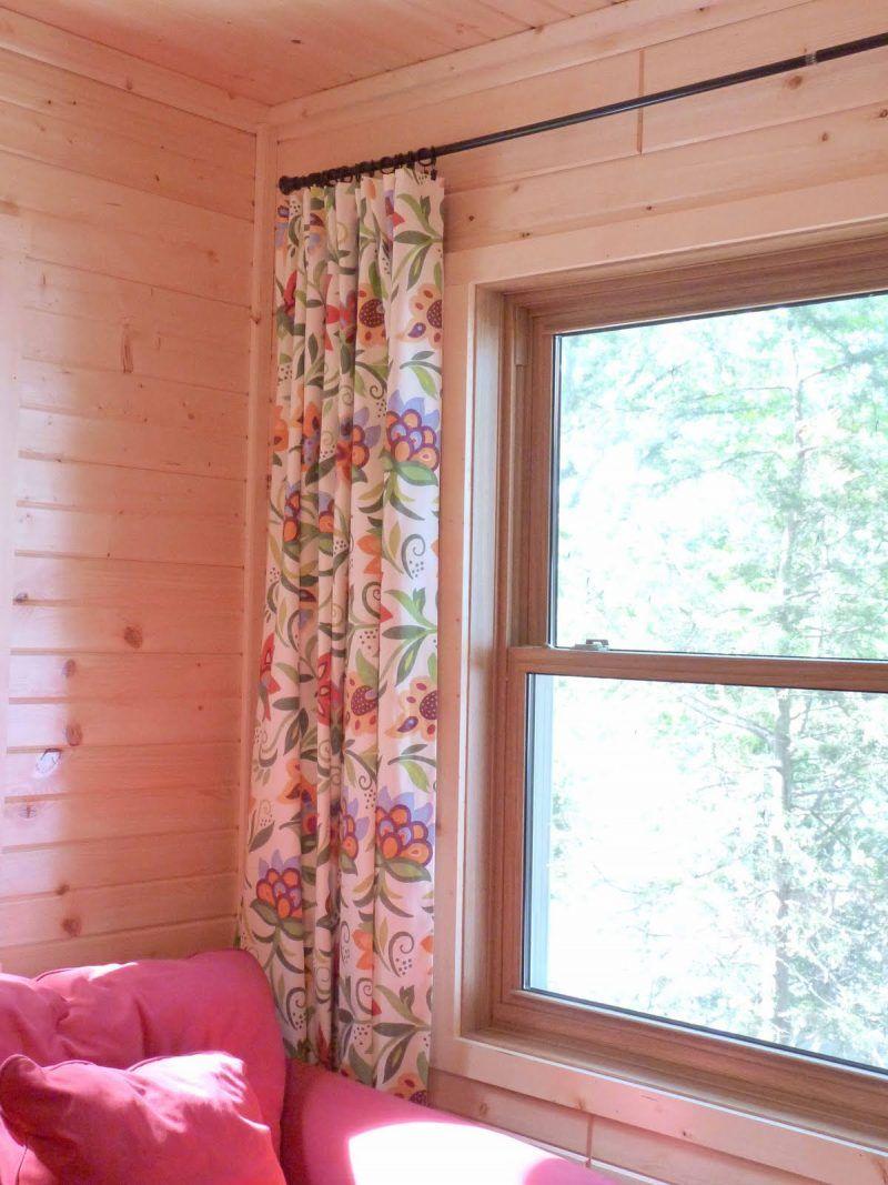 nähglück: tipps und anleitung für vorhang nähen   vorhänge nähen, Badezimmer ideen