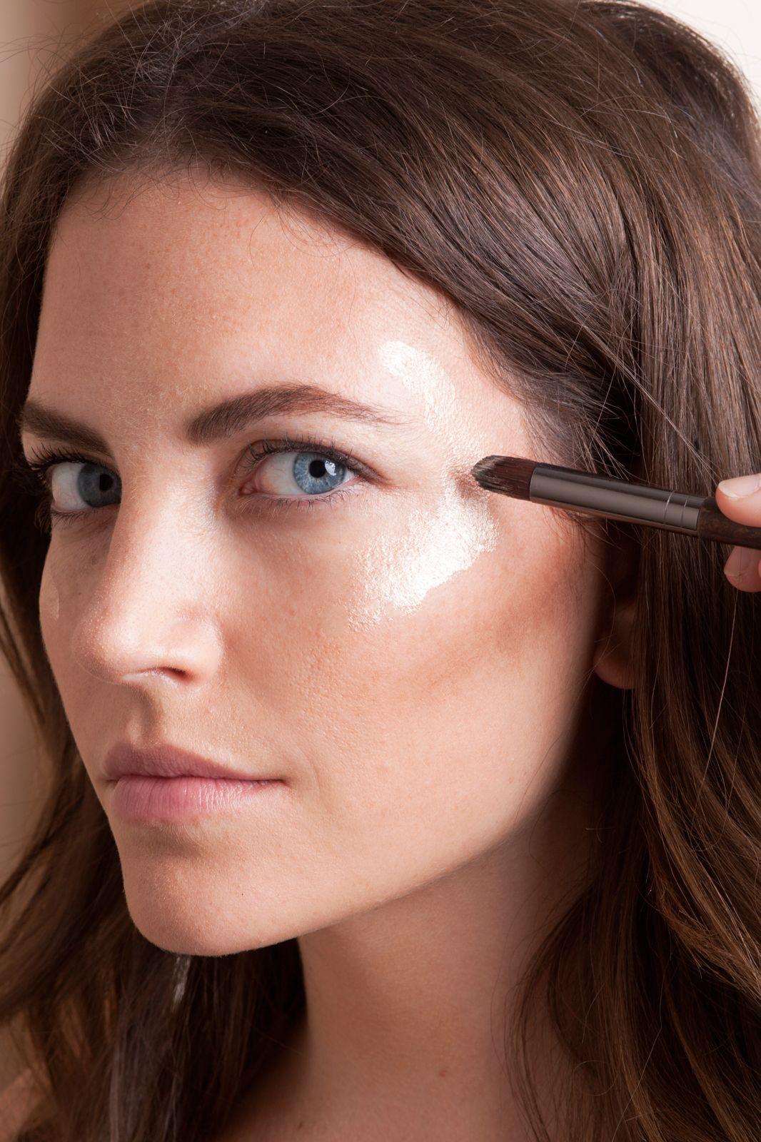 Studio Finish Concealer Face contouring, Contour makeup