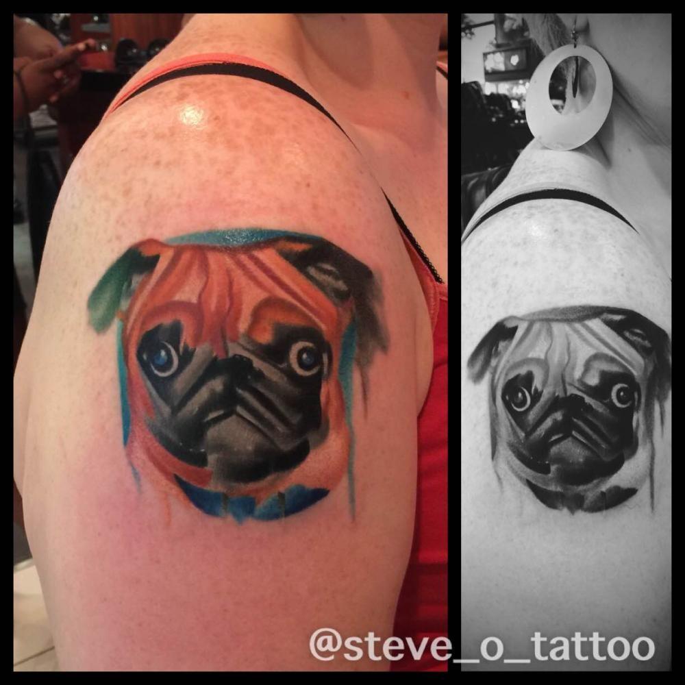 Orlando tattoo artist steve oker orlando tattoo