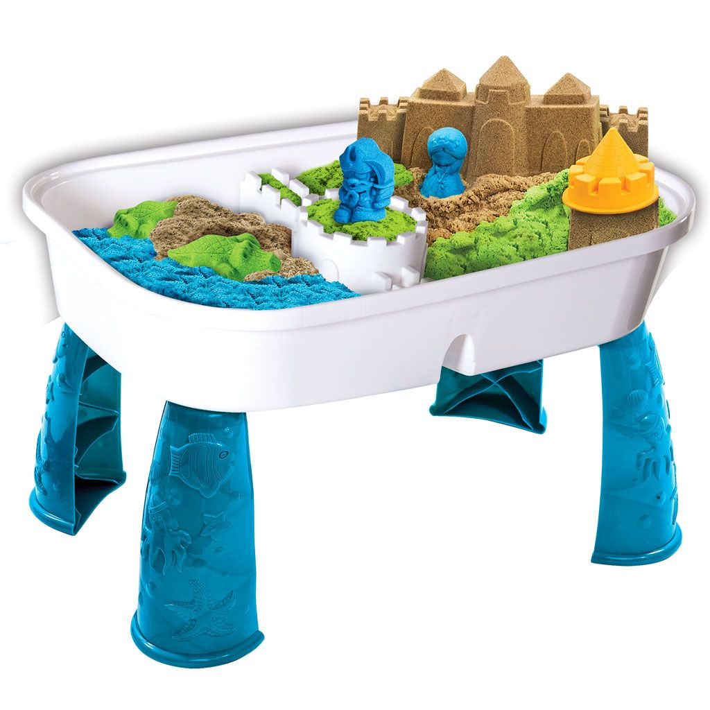 Kinetic Sand Activity Table Toys R Us Exclusive In 2019