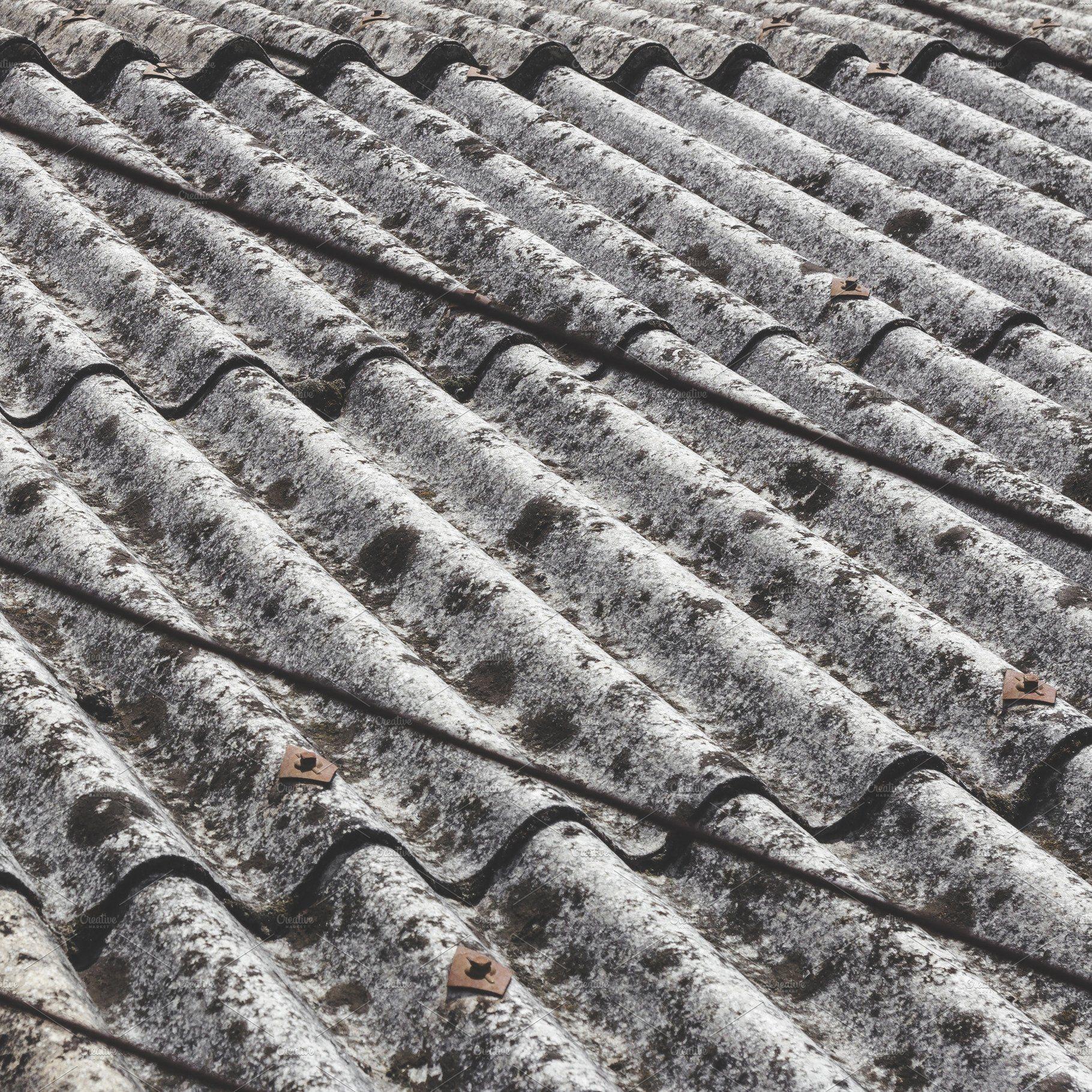 25+ Asbestos roof