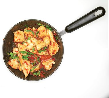 Food in a flash chilli chicken and basil mens health magazine food in a flash chilli chicken and basil mens health magazine yahoo forumfinder Image collections