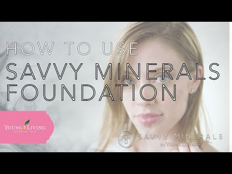 Introducing Savvy Minerals! — GOLDEN DROP SOCIETY in 2020
