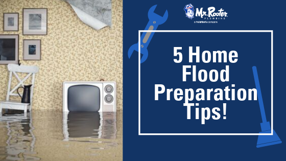 Sudden Storms Or Increased Rainfall Can Mean Your Home Is At Risk