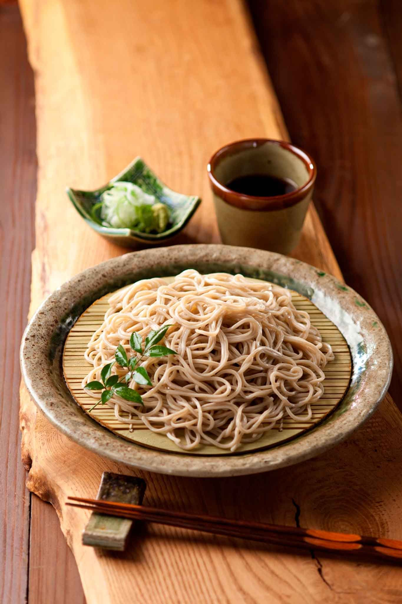Zaru soba ricette varie soba noodles buckwheat soba for Ricette asiatiche