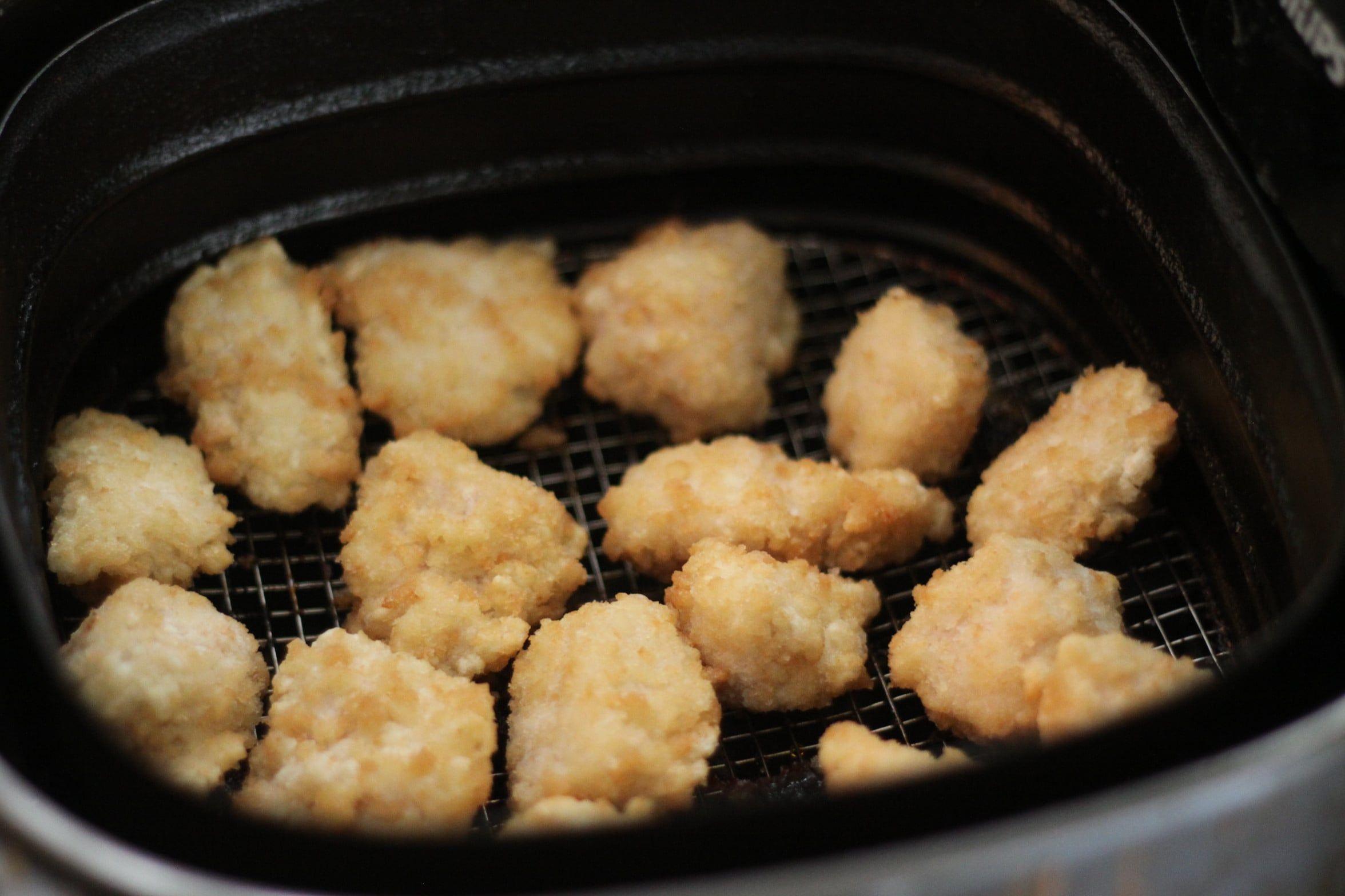 Air fryer frozen chicken nuggets recipe frozen chicken