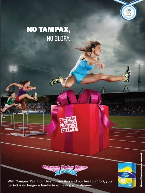 No Tampax No Glory   ads   Advertising, Menstrual pads, Ads