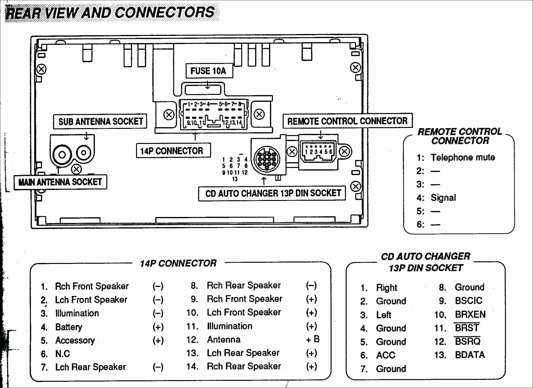 6 Subwoofer Wiring Diagram