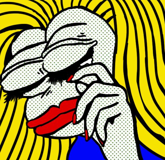 Tumblr Ngowv27tj41qdcdwpo1 1280 Png 550 535 Bad Guy Frog Meme Pop Art