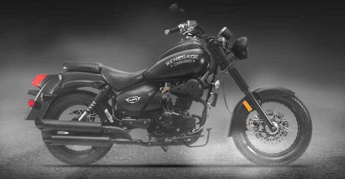 The American Invasion Um Renegade Commando Launched In India Bike News Renegade Car Repair Service
