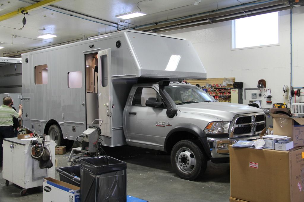 Pin On Dodge Ram 5500 Expedition Vehicle Custom