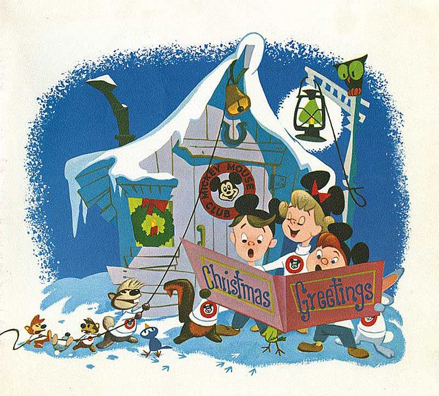 Photo Sharing Disney Christmas Cards Vintage Disney Disney Art