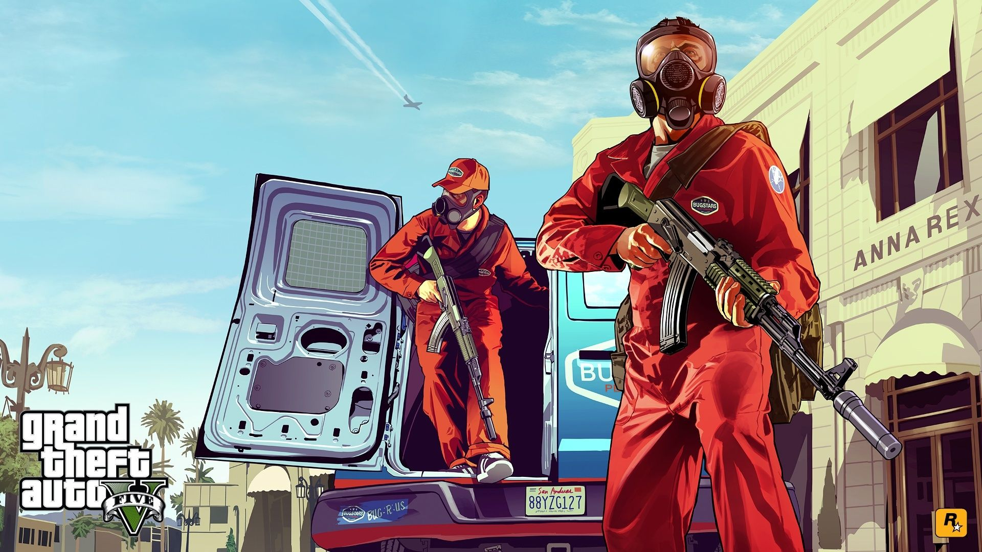 Fondos De Escritorio Gamers Full Hd Gta