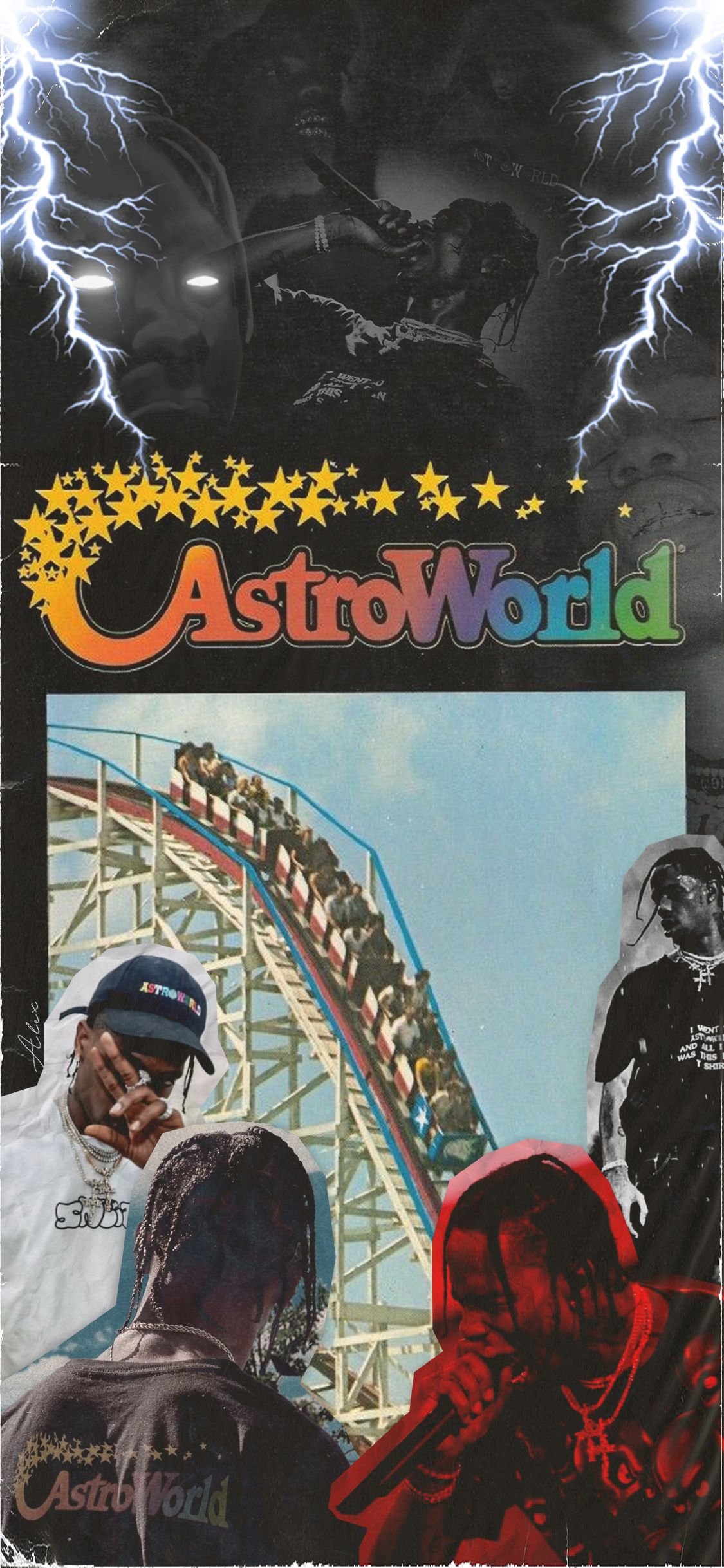 Travis Scott Astroworld Iphone Wallpaper Travis scott