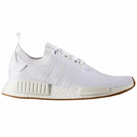 Zapatillas adidas Originals modelo NMD R1 PK by1888 blanca total