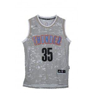 Buy Cheap · Mens Oklahoma City Thunder Kevin Durant Number 35 Luminous  Jersey Grey http   www 837ba9f09