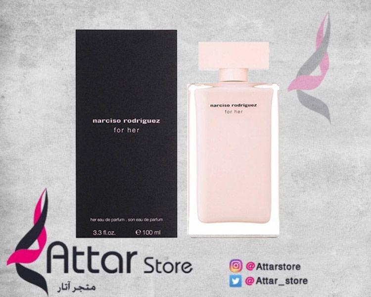 Narciso Rodriguezfor For Her Eau De Parfum عطر جميل لـ النساء تتكون م قدمته من زهرة العسل والعنبر وعبق الخشب Perfume Cards Against Humanity Cards
