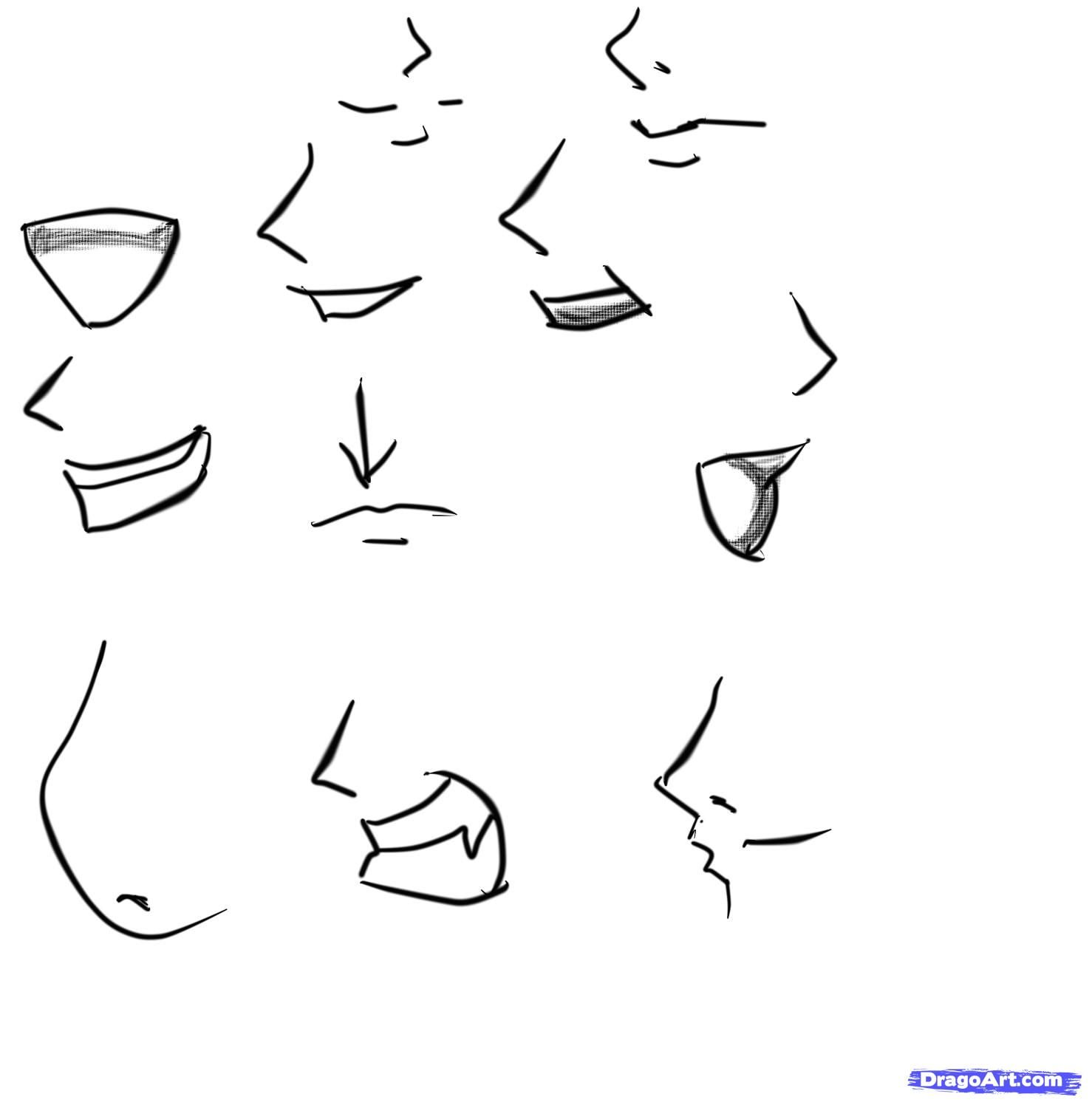 How To Draw Faces For Kids How To Draw Faces In Pencil,  Drawing Lessons   Pinterest  Kid, Human Anatomy And How To Draw