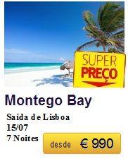 Montego Bay - Ultimos Lugares €990