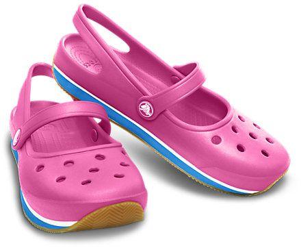 b7d1a83ccf80b Women's Crocs Retro Mary Jane | Women's Flats & Mary Janes | Crocs ...