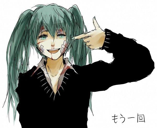 Zerochan Vocaloid Rolling Girl 724481 Vocaloid Hatsune Miku