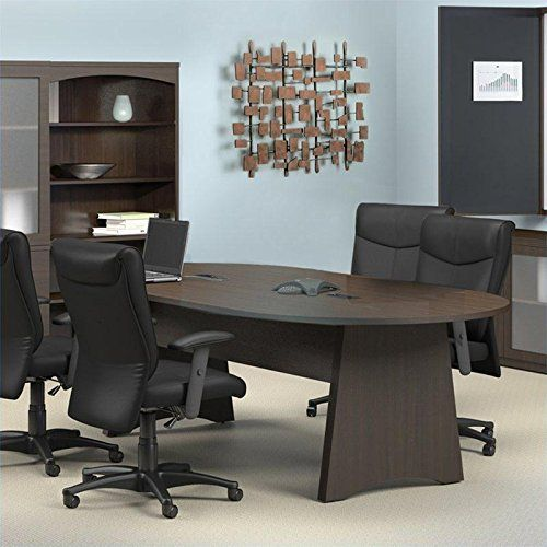 Conference Tables 8 Mocha Laminate Conference Table Discount Office Furniture Room Set