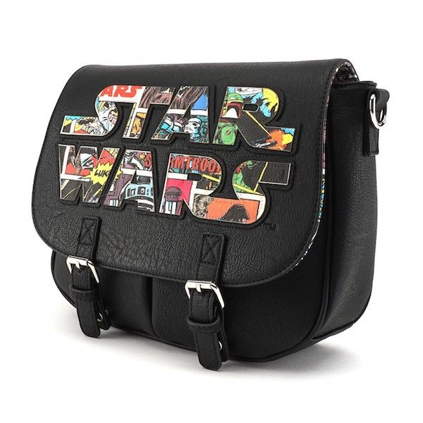 Retro style messenger bags The Kessel Runway