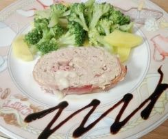 Photo of Speck meatloaf with pears in cognac Contest of September …