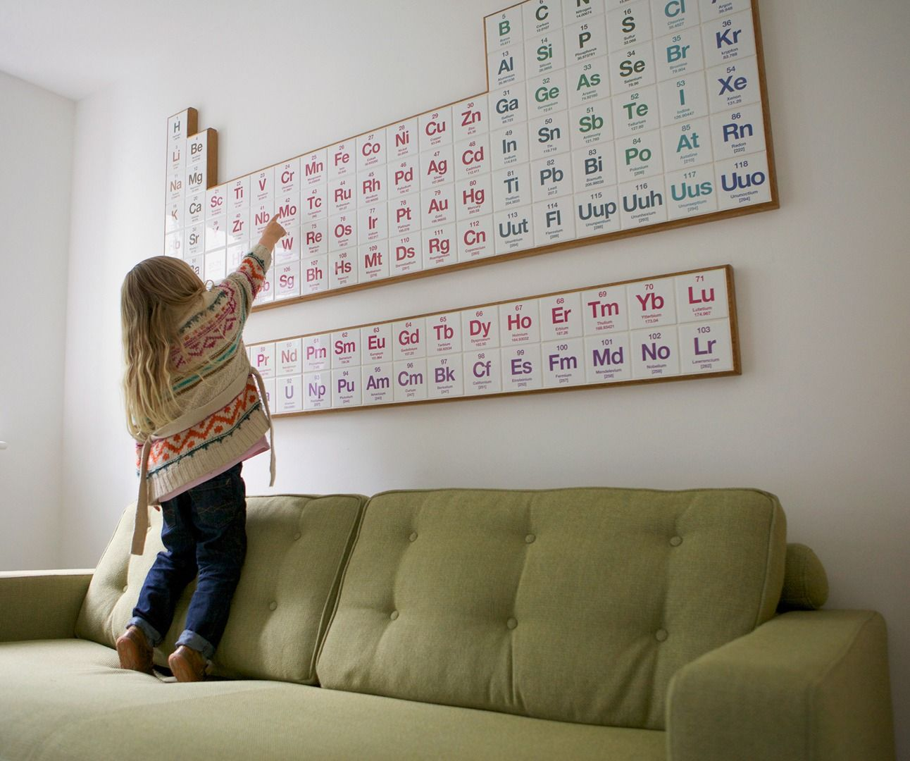 Periodic table wall art oh my im getting carried away but how periodic table wall art oh my im getting carried away but urtaz Choice Image