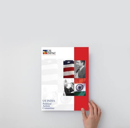Brochure Design For a Political Action Committee    ifttt - political brochure