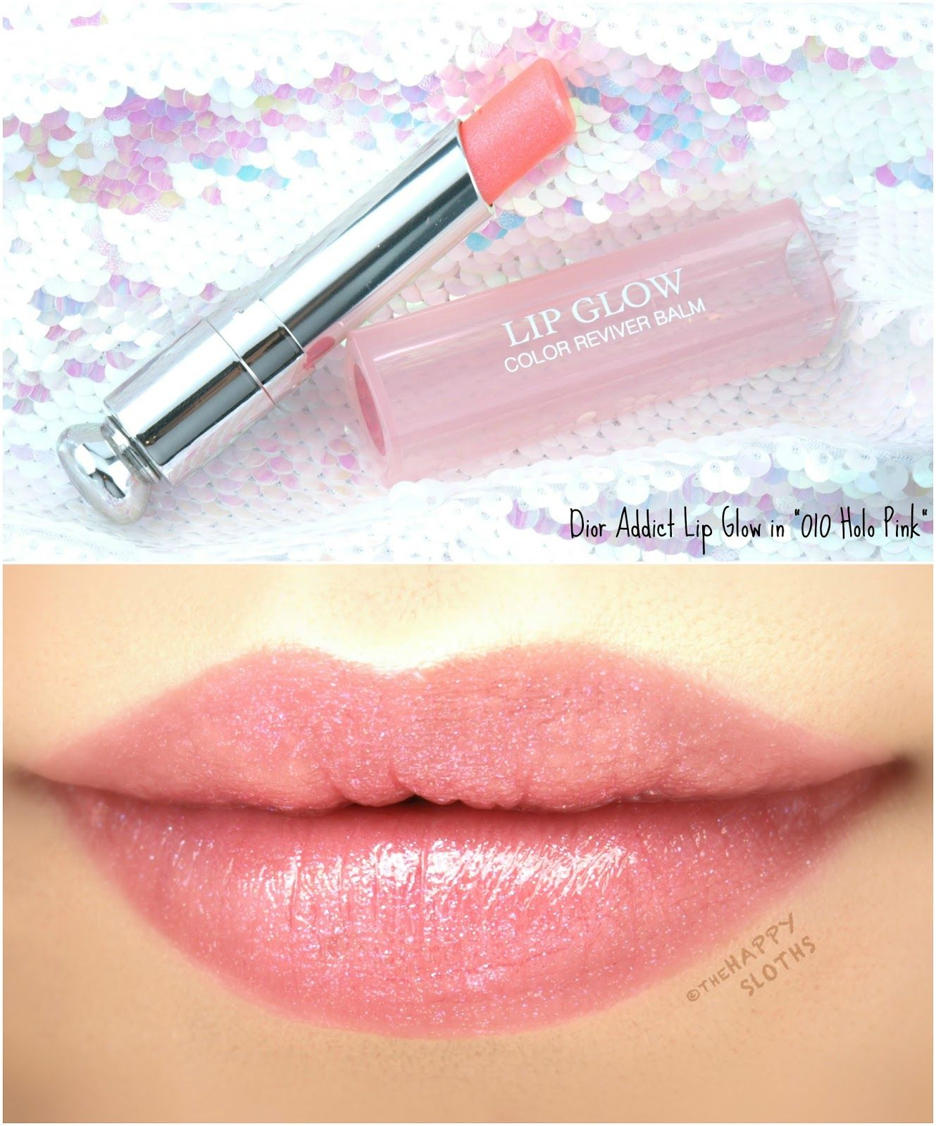 5733df01e6 Dior Addict Lip Glow Color Reviver Balm in