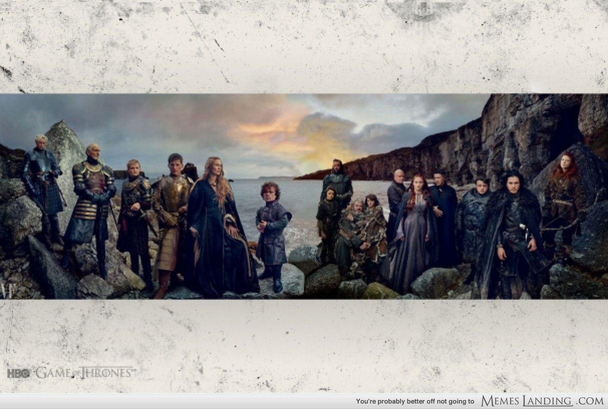 Season 4 Main Characters Wallpaper Game Of Thrones Pinterest