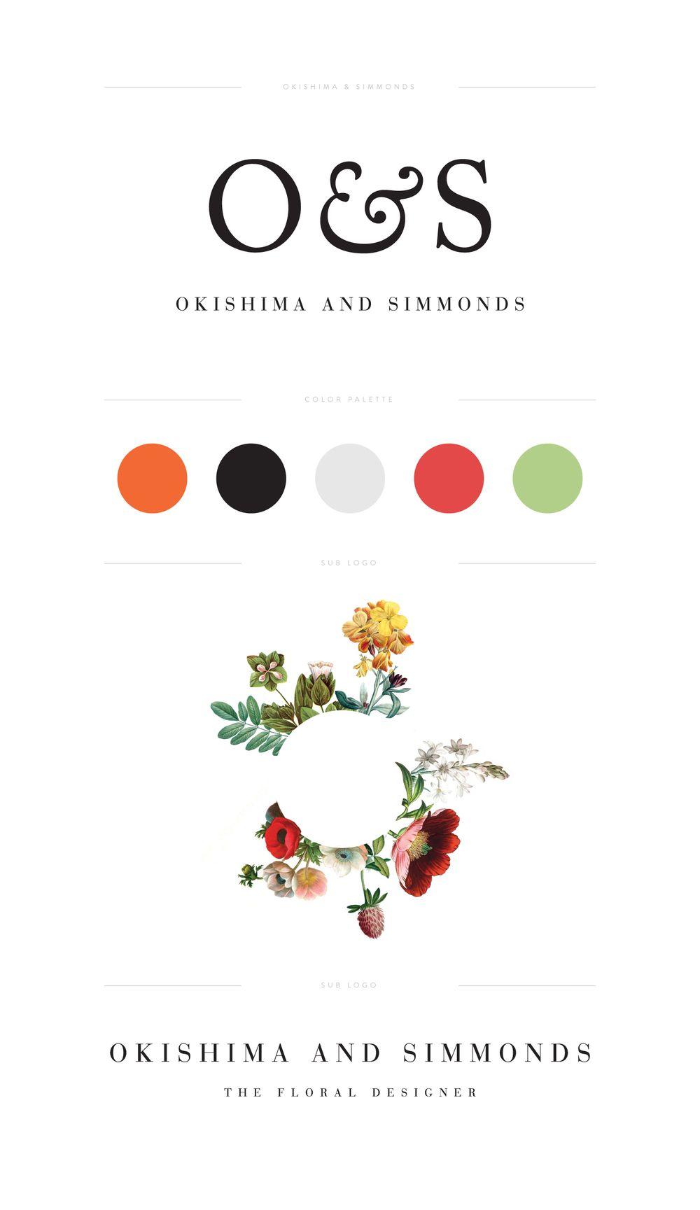 Okishima & Simmonds Branding / laurenledbetter.com