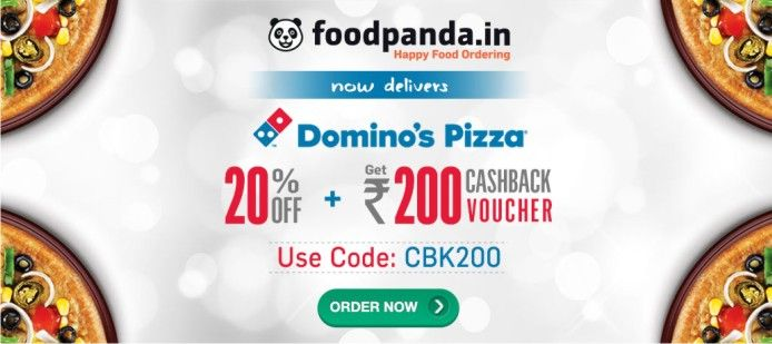 Foodpanda Offers Discount Of 20 Get Rs 200 Cashback Use