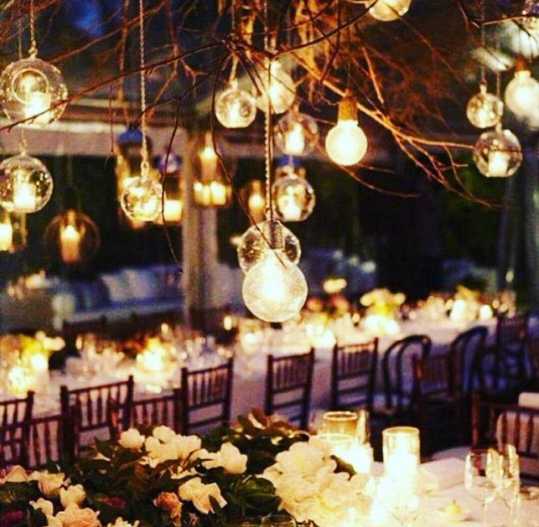 Wedding reception decoration ideas with lights  Pin by WeddingZ on Wedding Ideas  Pinterest  Weddings