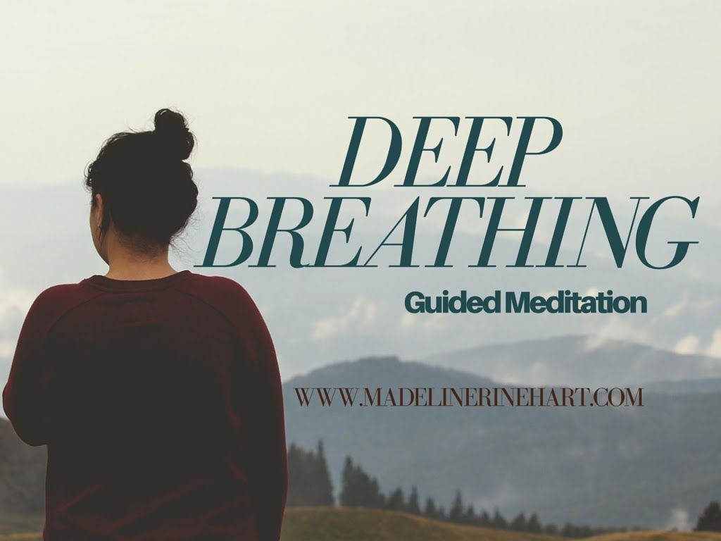 Guided Meditation Ep. 20 Deep Breathing Guided meditation