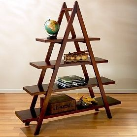Pyramid Shelving.. Hometown Oct catalogue. Rs 2699/- Maybe for the kitchen