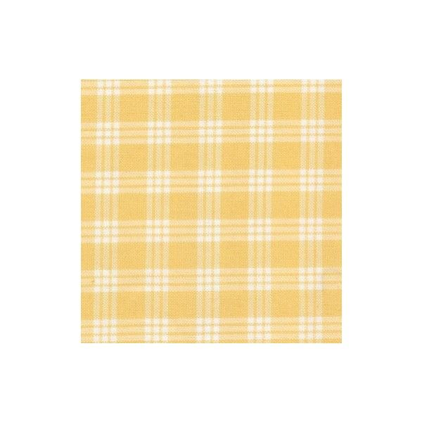 Nursery Check Fabric ($49) ❤ liked on Polyvore featuring home, home improvement and fabric