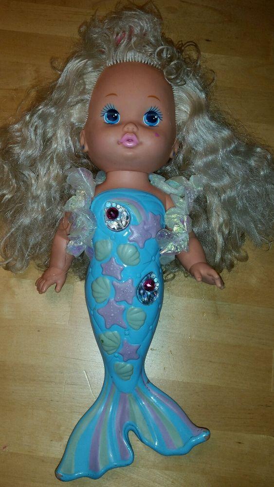mattel lil miss mermaid | eBay
