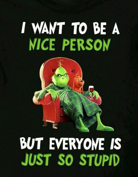 Top 15 Funny Quotes From The Grinch Funny quotes