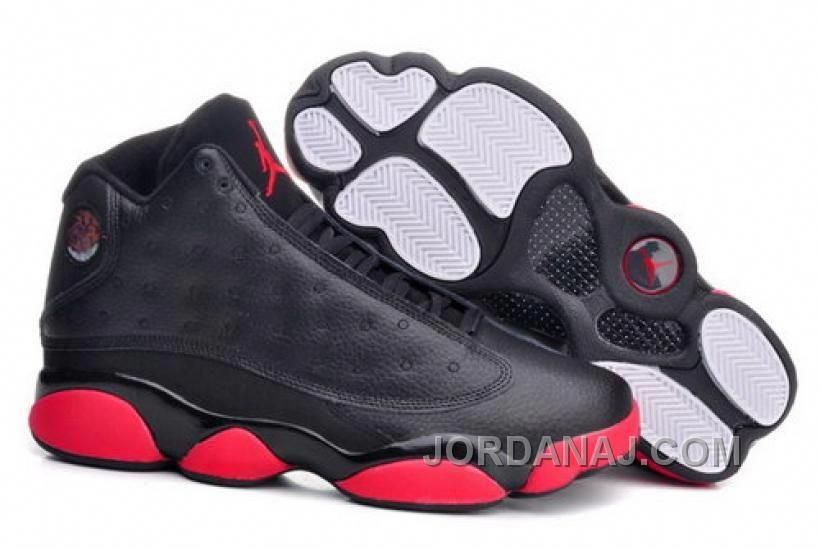 3b3cb62f099 ORDER NIKE AIR JORDAN XIII 13 RETRO MENS SHOES BLACK RED WHITE SPECIAL Only  $95.00 , Free Shipping! #Sneakers