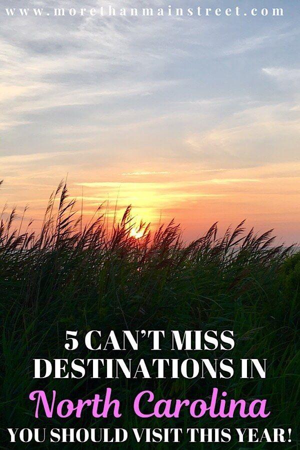 Top 5 Weekend Getaways In NC For Family