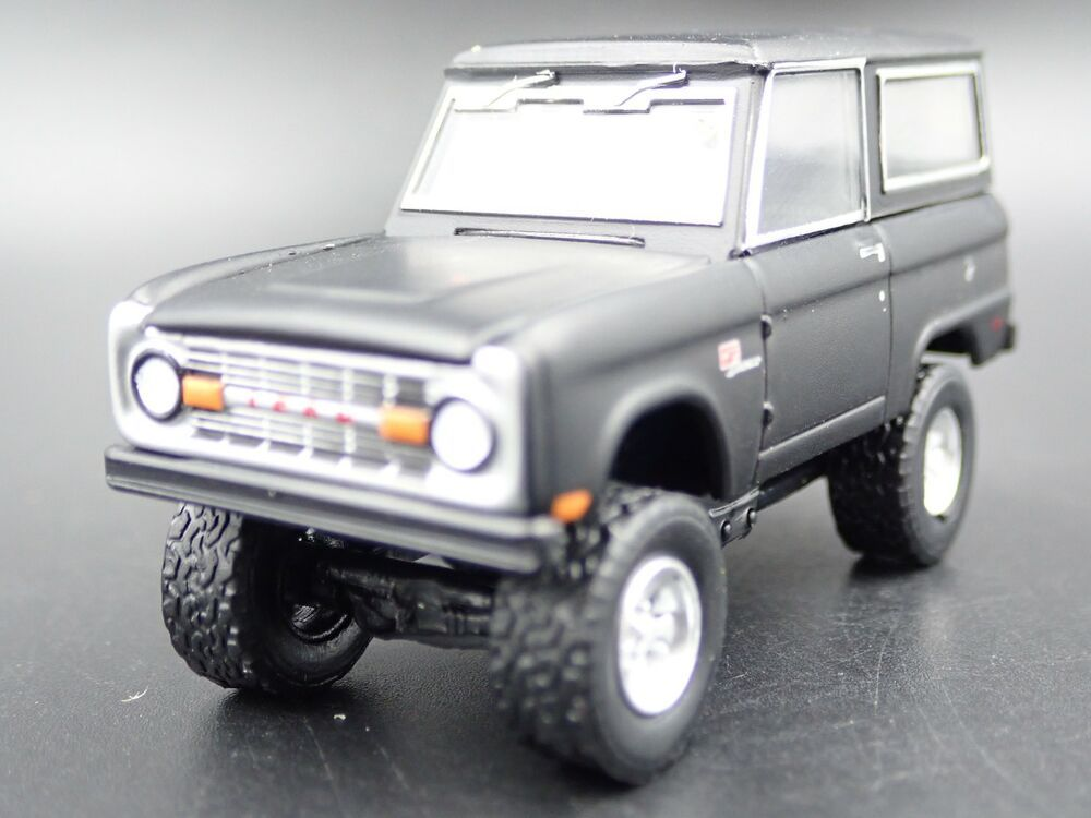 1968 68 FORD BRONCO ICON RARE 164 SCALE COLLECTIBLE