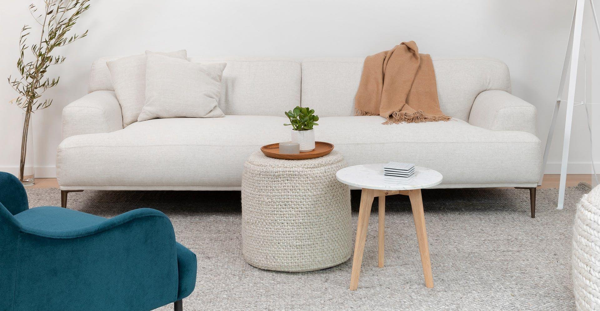 Abisko Quartz White Sofa Dream House Ideas In 2019 Couches