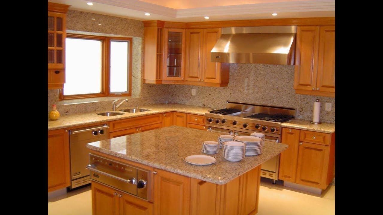 مطابخ خشب مساحات صغيرة افكار ديكورات مطابخ صغيرة المساحة Design For Sma Cupboard Design Kitchen Design Bedroom Cupboard Designs