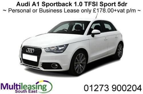 Audi A1 Sportback 1 0 Tfsi Sport 5dr Personal Or Business Lease