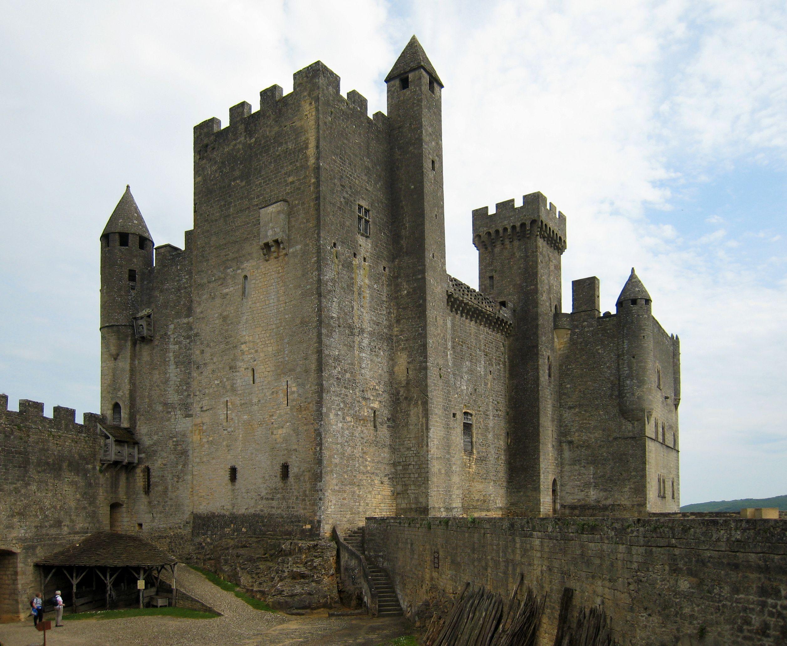 Resultado de imagen para Chateau y fortaleza de Beynac