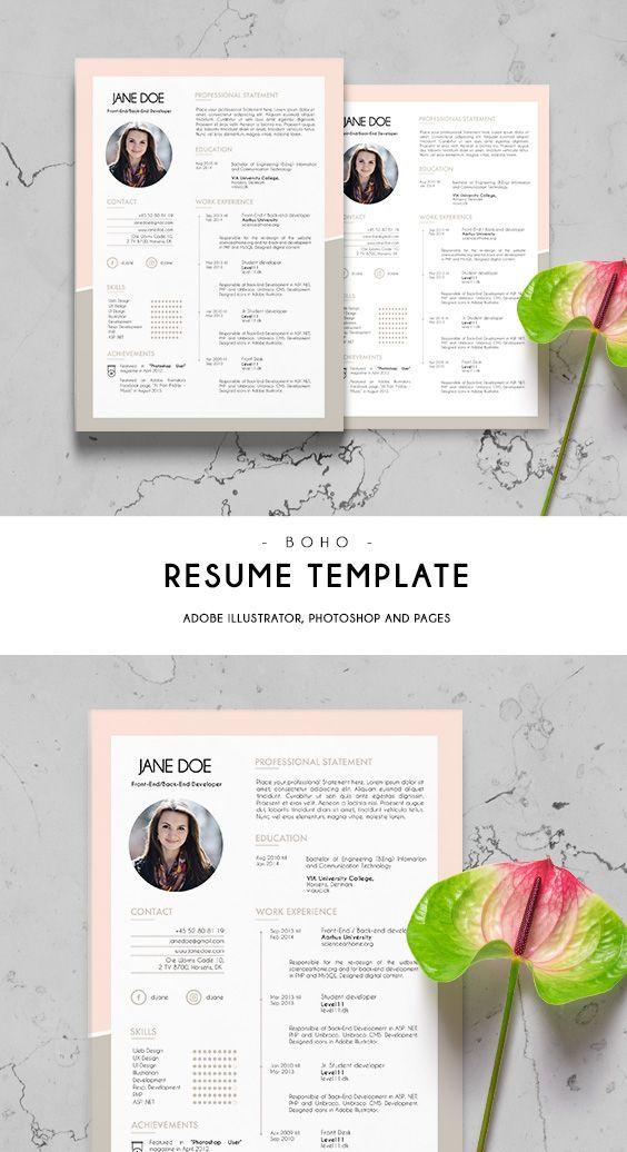 Looking For Resume Curriculum Vitae  Cv Design  Resume Template  Digital Print  Cv .
