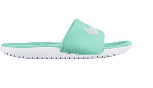 1e83151069911 Nike Womens Kawa Slide Sandals Hyper Turquoise White Hyper Turquoise White  11 BM US -- For more information